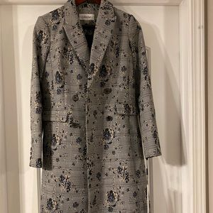 Calvin Klein long  blazer new with tags